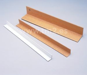 ángulos de cartón