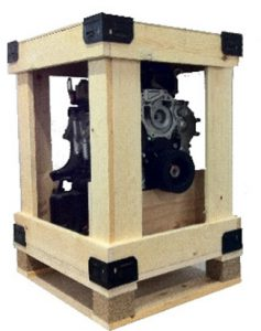Jaula Motor QP